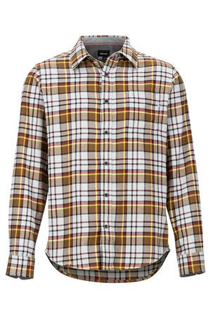 Men's Fairfax Midweight Flannel Long-Sleeve Shirt 44550BS